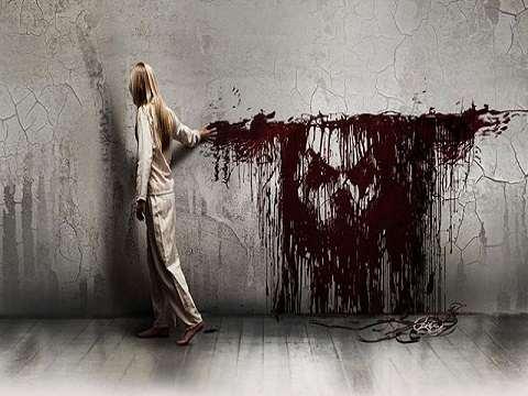 Sinister recensione - un poster del film