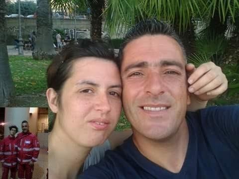 Emanuele e Daniela - Cagliari coppia di volontari dorme da mesi in macchina