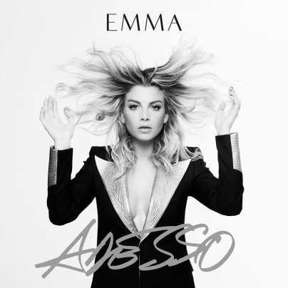 La cover di Adesso, l'album di Emma