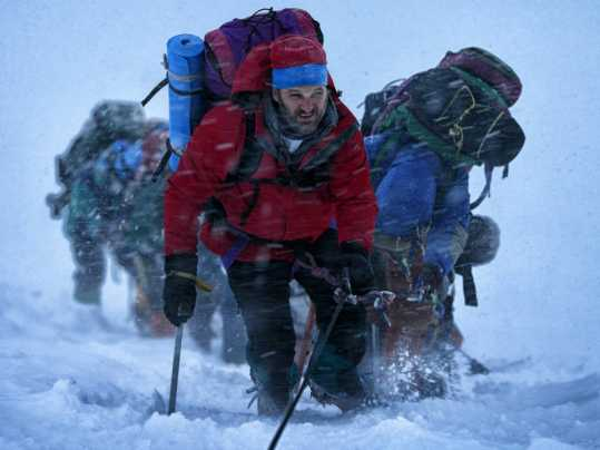 Everest recensione film