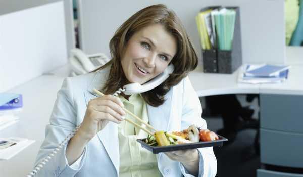 dieta in base al lavoro