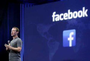 Facebook numero record