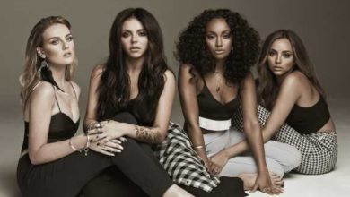 Una foto con le Little Mix in versione sensuale