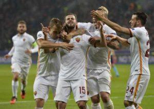 Bayer Leverskusen-Roma termina 4-4