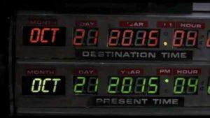 Ritorno al Futuro ha previsto il 21 ottobre 2015?