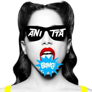 la cover di Bang, album di Anitta