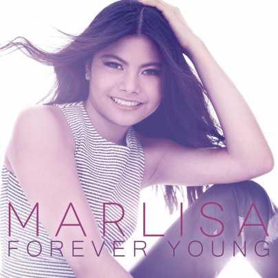 Marlisa nella cover di Forever Young