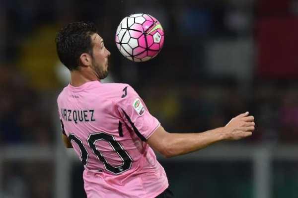 Palermo Sampdoria 2-0 2016