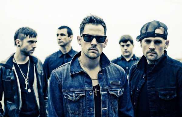 Una foto della band Good Charlotte