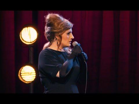 Adele si traveste da Adele per un provino