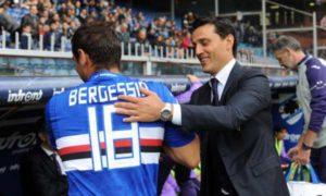 Sarà Vincenzo Montella il nuovo allenatore dei blucerchiati