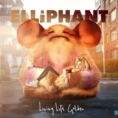 Elliphant - Living Life Golden - album cover