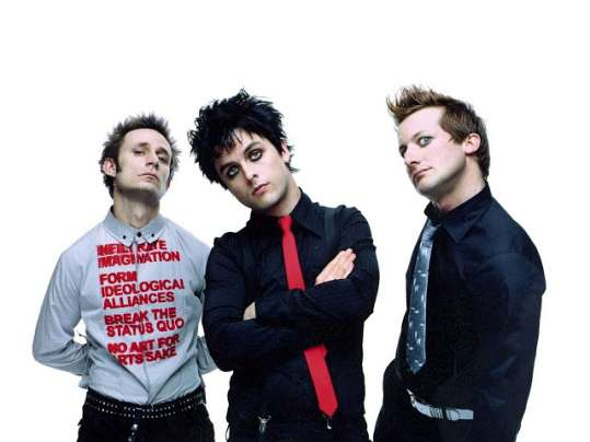 Green Day in foto