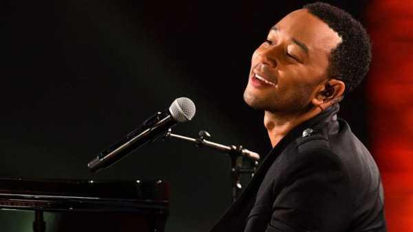 John Legend - foto di un concerto live