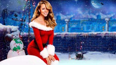 Mariah Carey foto natale