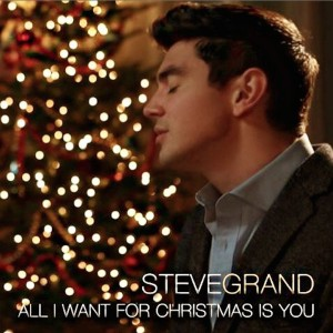 Steve Grand All I Want for Christmas Is You gay