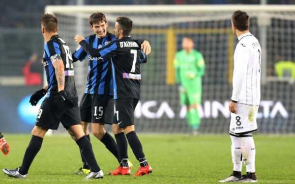 Atalanta squadra calcio