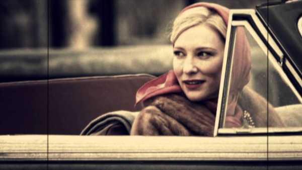Carol recensione - un poster del film