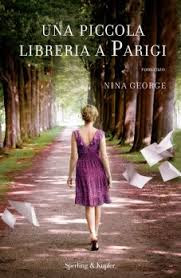 copertina una piccola libreria a parigi inclusa nella recensione del romanzo
