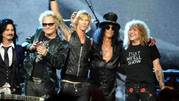 Guns N Roses foto band