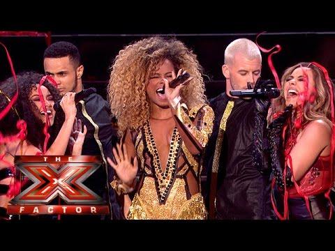 Fleur East canta Sax a X Factor con le Little Mix