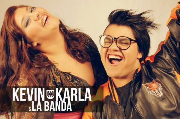 Kevin Karla & La Banda - band pop cilena