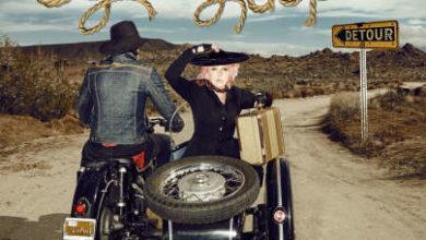 Cyndi Lauper - Detour - album cover