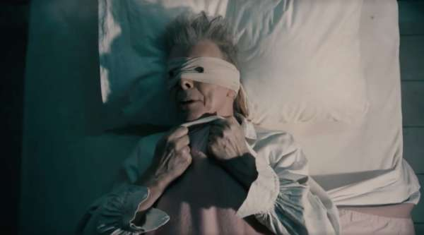video musicali più belli del 2016 - Lazarus di David Bowie