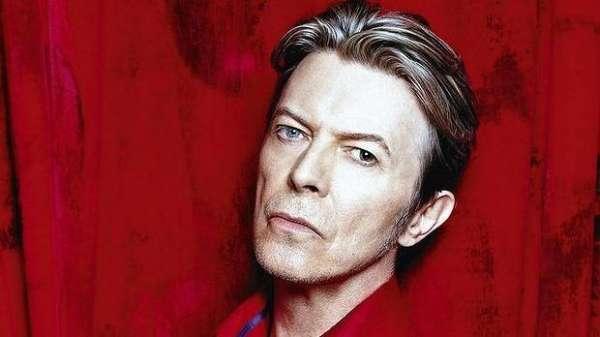David Bowie foto volto