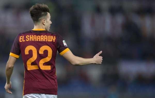 Roma Chievo 3 1 El Shaarawy Dzeko Perotti