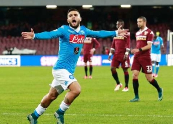 Lorenzo Insigne goal Napoli