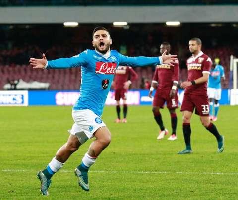 Napoli ultima partita campionato 2015/16