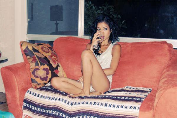 Jhené Aiko sexy foto
