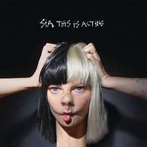 Sia This is Acting album cover