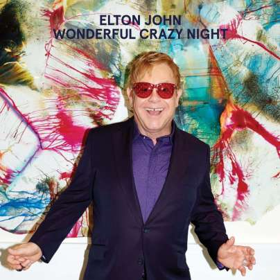 album più attesi del 2016 - Elton John - Wonderful Crazy Night