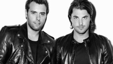 Axwell Λ Ingrosso foto in duo