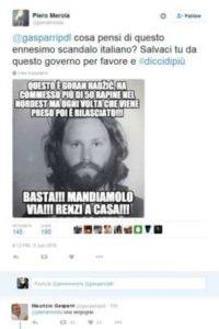 Gasparri Gaffe Jim Morrison