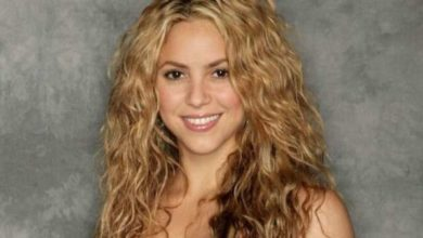 Shakira foto primo piano