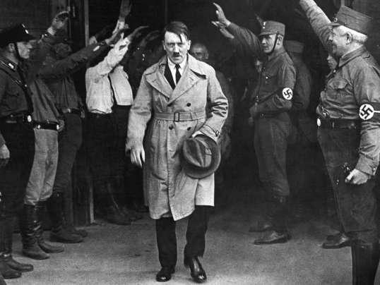 Adolf Hitler in foto