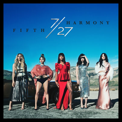 Fifth Harmony - tracklist 7/27 album