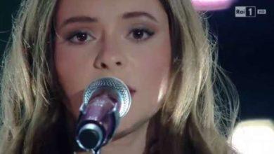 Francesca Michielin cover Il mio canto libero