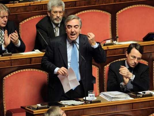 Maurizio Gasparri Senato