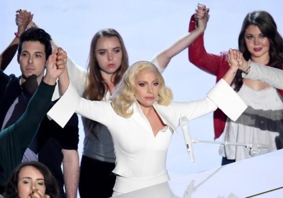 Lady Gaga Till It Happens To You Oscar 2016