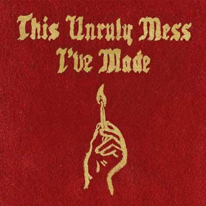 Macklemore & Ryan Lewis - This Unruly Mess I've Made album