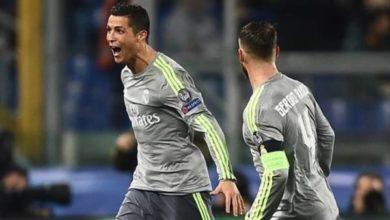 Cristiano Ronald - Roma Real Madrid 0-2 2016