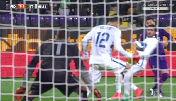 silenzio stampa Inter post Fiorentina - Telles mano Fiorentina Inter