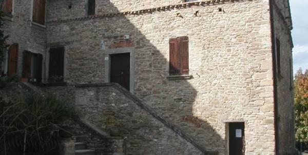 museo del fascismo a Predappio - casa Mussolini