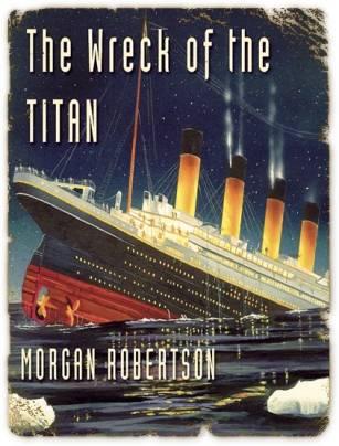 libro sul Titanic 14 anni prima del naufragio