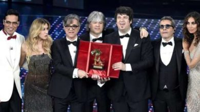 classifica finale Sanremo 2016 - Stadio