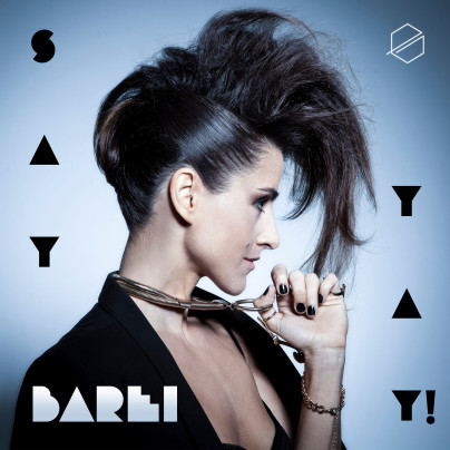 Barei - Say Yay - cover